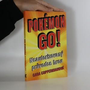 náhled knihy - Pokémon GO! Neautorizovaný průvodce hrou