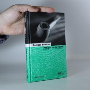 náhled knihy - Maigret na dovolené