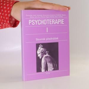 náhled knihy - Psychoterapie. Sborník přednášek. 1. díl