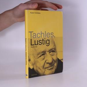náhled knihy - Tachles, Lustig