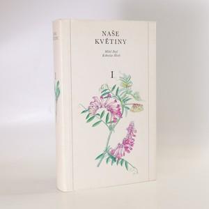náhled knihy - Naše květiny I.