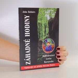 náhled knihy - Záhadné hodiny