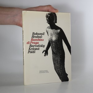 náhled knihy - Bohumil Hrabal. Bambino di Praga