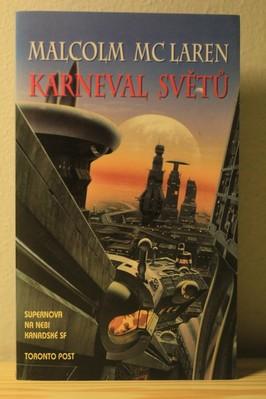 náhled knihy - Karneval světů.