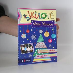 náhled knihy - Šikulové slaví Vánoce