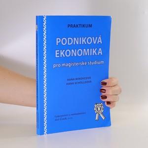náhled knihy - Praktikum. Podniková ekonomika pro magisterské studium