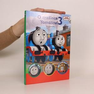 náhled knihy - O mašince Tomášovi 3