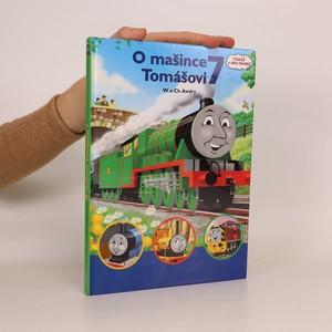náhled knihy - O mašince Tomášovi 7