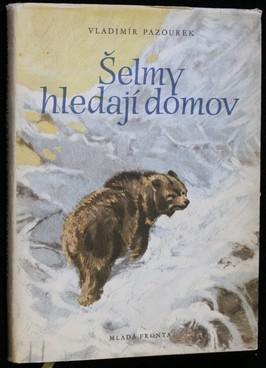 náhled knihy - Šelmy hledají domov
