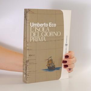 náhled knihy - L'isola del giorno prima