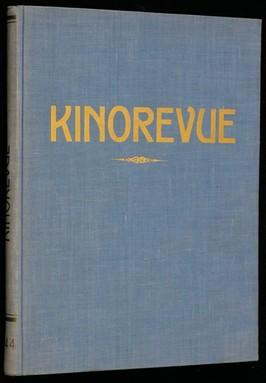 náhled knihy - Kinorevue ročník IX  1 - 23 (č. 2 chybí)