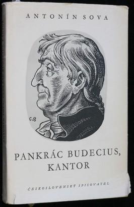 náhled knihy - Pankrác Budecius, kantor : quasi legenda