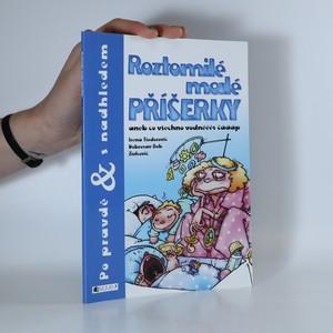 náhled knihy - Roztomilé malé příšerky aneb co všechno vodnééés čáááp