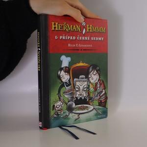 náhled knihy - Heřman Hmmm & případ černé sedmy