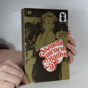 náhled knihy - Skandál jménem Marilyn