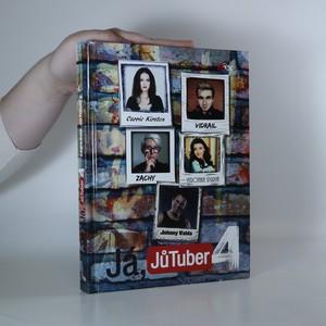náhled knihy - Já, JůTuber 4