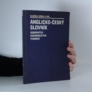 náhled knihy - Anglicko-český slovník odborných ekonomických termínů