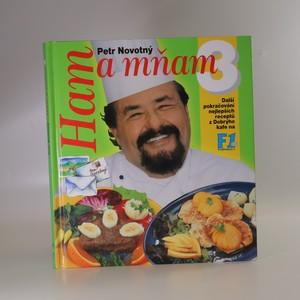 náhled knihy - Ham a mňam