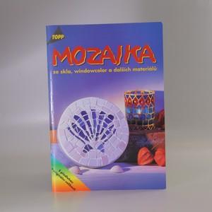 náhled knihy - Mozaika ze skla, windowcolor a dalších materiálů