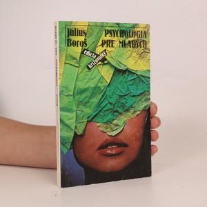 náhled knihy - Psychológia pre mladých