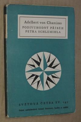 náhled knihy - Podivuhodný příběh Petra Schlemihla