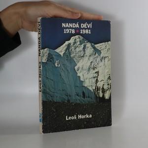náhled knihy - Nandá Déví 1978-1981