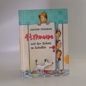 náhled knihy - 4 1/2 Freunde und der Schatz im Schulklo