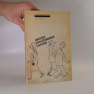 náhled knihy - Abeceda Společenského chování