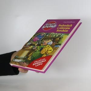 antikvární kniha Podvodník s růžovým hrochem. Detektiv Klubko, 2007