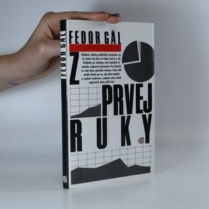 náhled knihy - Z prvej ruky (podpis a věnování autora)