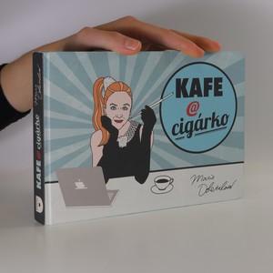 náhled knihy - Kafe @ cigárko