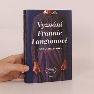 náhled knihy - Vyznání Frannie Langtonové