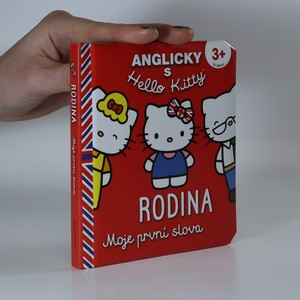 náhled knihy - Anglicky s Hello Kitty. Rodina. Moje první slova