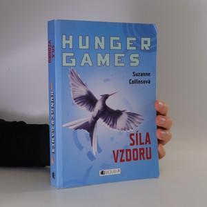 náhled knihy - Hunger games. Síla vzdoru