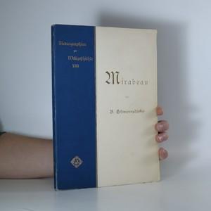 náhled knihy - Mirabeau