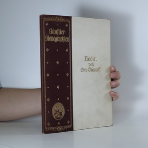 náhled knihy - Rodin von Otto Grautoff