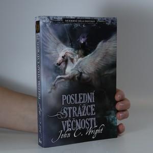 náhled knihy - Poslední strážce Věčnosti