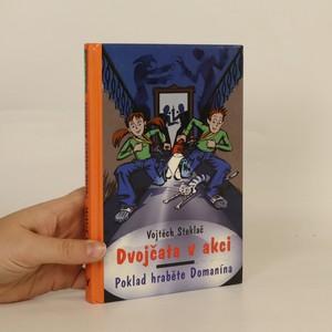 náhled knihy - Poklad hraběte Domanína. Dvojčata v akci