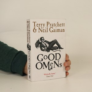 náhled knihy - Good omens. The nice and accurate prophecies of Agnes Nutter, witch