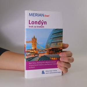náhled knihy - Londýn : krok za krokem (s mapou)