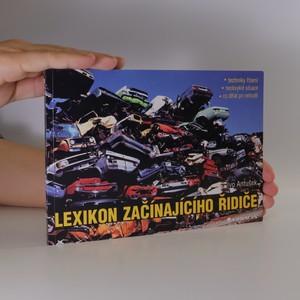 náhled knihy - Lexikon začínajícího řidiče