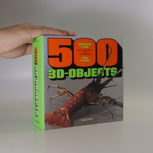náhled knihy - 500 3D objects images (CD příloha)