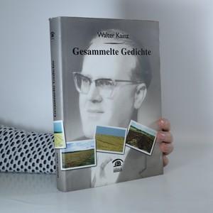 náhled knihy - Gesammelte Gedichte