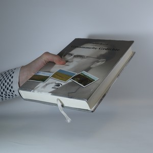 antikvární kniha Gesammelte Gedichte, 2001