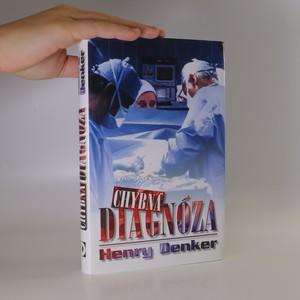 náhled knihy - Chybná diagnóza