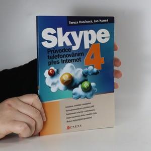 náhled knihy - Skype 4. Průvodce telefonováním přes Internet