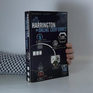 náhled knihy - Harrington on Online Cash Games