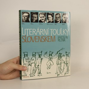 náhled knihy - Literární toulky Slovenskem