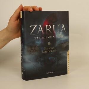 náhled knihy - Zarua - ztracené město