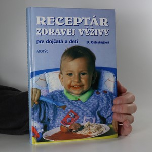 náhled knihy - Receptár zdravej výživy pre dojčatá a deti